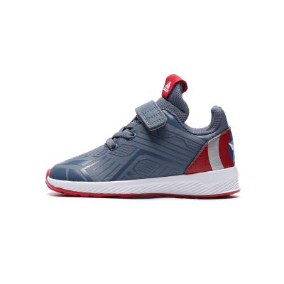 【自营】adidas童鞋男婴童运动鞋美国队长跑步休闲运动鞋AH2652
