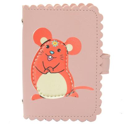 绮嫚诗十二生肖卡包22卡位超薄可爱大容量卡片包卡夹防消磁卡包银行卡套多卡位