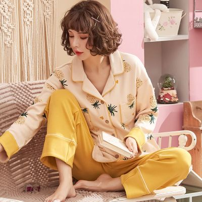 漠悠洛哺乳衣夏季外出月子服夏季薄款喂奶衣產婦睡衣吸汗孕婦睡衣套裝