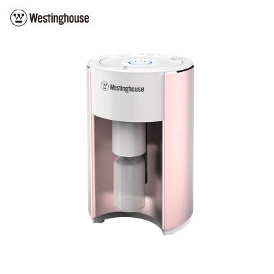 西屋(Westinghouse)空氣香薰機WAD-06衛生間加香機 酒店擴香機廁所除臭器浴室噴霧機辦公室飄香儀