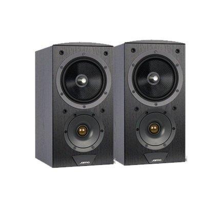 JAMO/尊宝 C603 HIFI书架音箱发烧无源音箱监听音响高保真6寸低音 黑色
