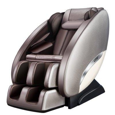 英國QTQ按摩椅家用太空艙全身多功能電動按摩沙發全自動智能零重力揉捏按摩足底刮痧Q7