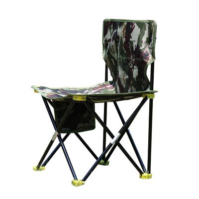 三极户外(Tripolar) TP8805 折叠小凳子便携旅行成人军工马扎画画美术钓鱼迷彩折叠椅沙滩椅