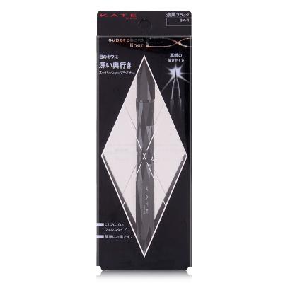 凱朵(KATE)眼線液眼線筆 細眼線液筆 BK-1九角形