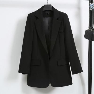 蔻若薇2020秋季新款小西裝女chic純色港味長袖休閑修身顯瘦ins韓版西服外套