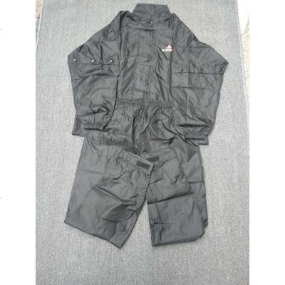新款高尔夫服装男士雨衣防水超轻雨衣可拆袖户外超薄防水套装含帽