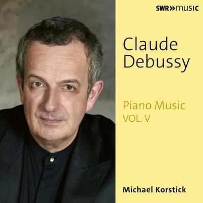 SWR19044CD 德彪西:钢琴音乐 第5辑 Michael Korstick CD 预订