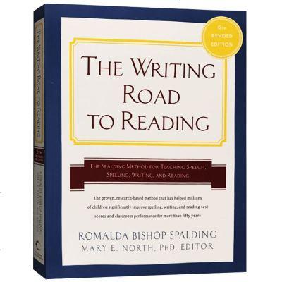 正版 英文原版進口教材 Writing Road to Reading 斯伯汀教學法 Spalding Meth