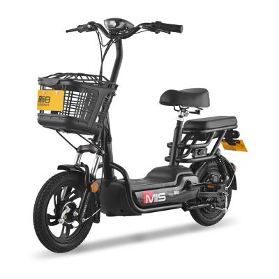 新日電動車 新國標米尚電動自行車 變頻電機 持久續航 成人電瓶車 男女式中小型助力踏板車輕便迷你代步車