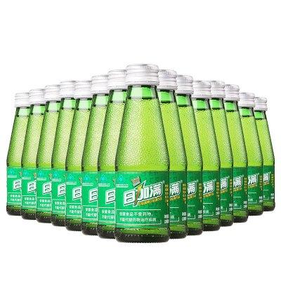 日加滿飲品功能性能量飲料120ml*30瓶氣泡型飲品含瓜拉納運動健身休閑熬夜
