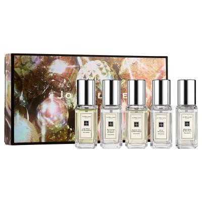 Jo Malone祖马龙香水圣诞限量套装5只装套装 其他香调 0.3oz*5 香氛