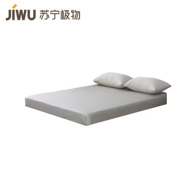 JIWU брэндийн орны дэвсгэр 180×200×25cm цайвйр саарал
