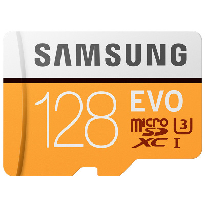 三星(SAMSUNG) 128G MircoSD存儲卡 100m/s A1