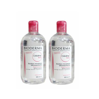 2瓶裝|Bioderma 貝德瑪溫和不刺激卸妝水 500ml法國版