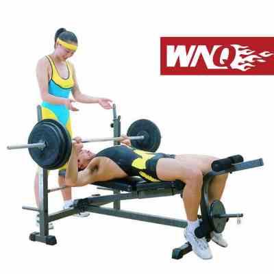 万年青WNQ家用多功能力量卧推举重床 518GA