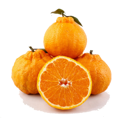 陳小四水果 四川不知火 丑八怪 2.5斤(帶箱) 中果 橙子 新鮮水果 生鮮水果 國產 其他