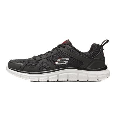 斯凯奇 Skechers SPORT系列 男子休闲鞋 52631-BKRD
