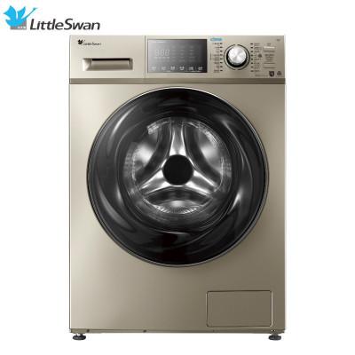 【99新】小天鵝(Little Swan)TD100-14606WMDG 10公斤全自動滾筒洗衣機 洗干一體 變頻智能