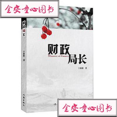 【单册】正品 财政局长 宁新路 作家出版社