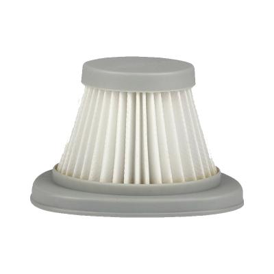 萬創適配德爾瑪吸塵器配件過濾網五個裝DX128C/DX118C濾芯塵杯過濾hepa海帕吸塵器塵袋