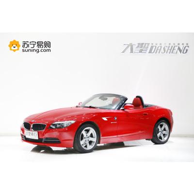 【订金销售】宝马(BMW) 2013款 Z4 领先型 二手汽车 跑车