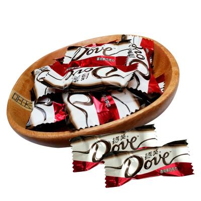 德芙巧克力喜糖德芙香濃黑巧克力散裝喜糖批發500g