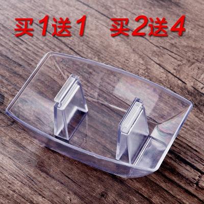 欧式油烟杯_油烟机接油盒_抽烟机配件金属接油杯通用烟碗 塑料油杯