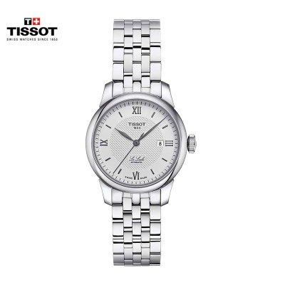 瑞士(TISSOT)天梭手表 力洛克系列 機械表女士T006.207.11.038.00