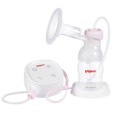 貝親睿享靈巧型單邊電動吸奶器QA56