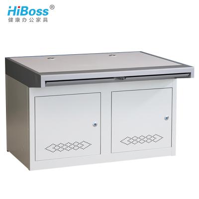HiBoss辦公桌辦公臺操作臺1.2米兩人位