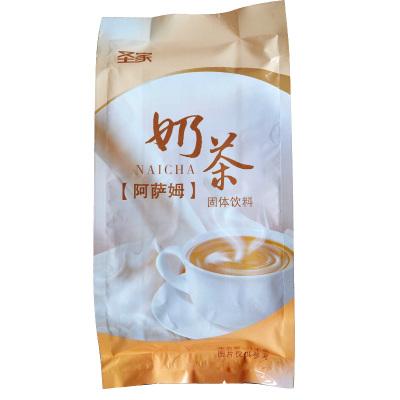 圣家阿萨姆味奶茶 奶茶店原料袋装奶茶 速溶珍珠奶茶粉1kg