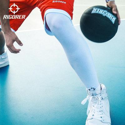 2018準者新款護小腿加長護腿籃球跑步羽毛球健身戶外運動護具裝備