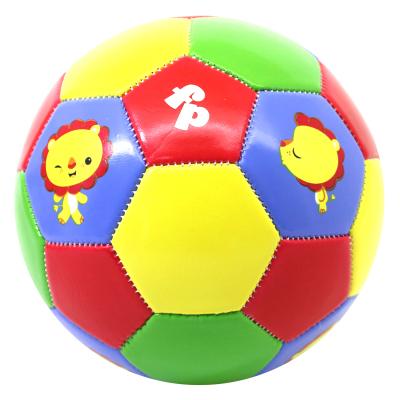 费雪Fisher-Price 儿童玩具球 宝宝健身球儿童足球13cm(狮子)F0911H2