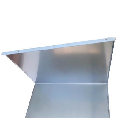 幫客材配 法迪歐油煙機CXW-288-J9010W/J9011R原裝裝飾罩(40公分)(保護膜一旦撕掉,禁止退換)