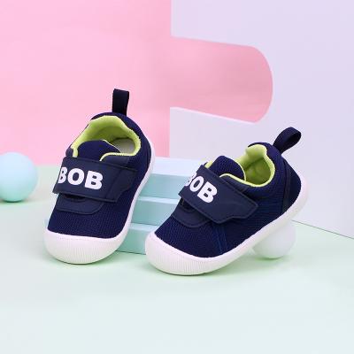 巴布豆童鞋2020秋季新品男女童學步鞋8個月-2歲寶寶童鞋03851079