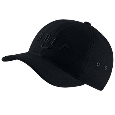 秋冬款NIKEGOLF Classic99保暖羊毛高爾夫球帽 耐克高爾夫運動帽932377-010