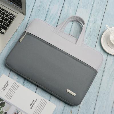 手提電腦包男14寸適用聯想ThinkPad翼480小新Air戴爾惠普小米華為榮耀MagicBook15.6筆記本內膽包女