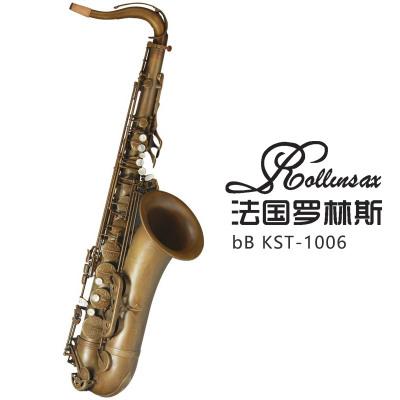karlorly罗林斯卡洛兰次中音萨克斯乐器e1006 正品降B调 黄铜 萨克斯乐器