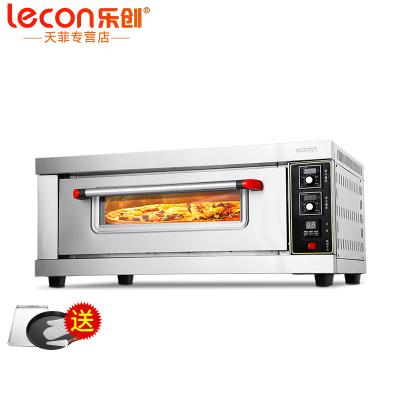 樂創(lecon)LC-ACL-1D 商用烤箱 電烤箱商用 蛋糕面包披薩烘焙爐 一層一盤數控烤箱