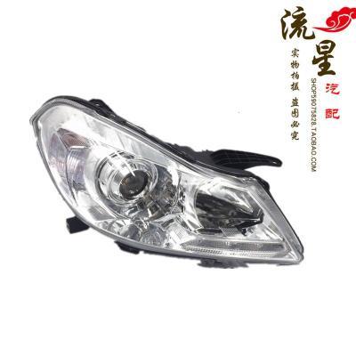 適用于比亞迪G3前大燈總成比亞迪G3大燈g3前大燈前組合燈總成 精品,副駕駛(無燈泡) 單支裝