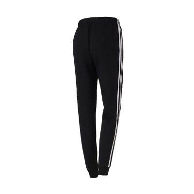 阿迪达斯(adidas)三叶草女裤2018冬季收腿小脚裤休闲运动长裤DN8134