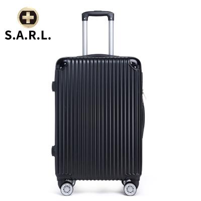 S.A.R.L брэндийн чемодан 78001 хар 28 инч