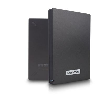 聯想移動硬盤F309 4t 高速傳輸USB3.0外置存儲輕薄便攜商務兼容