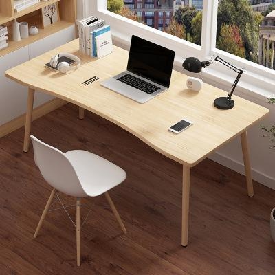 沁峰 電腦桌臺式桌書桌宿舍臥室小桌子簡約家用學生寫字學習桌辦公桌