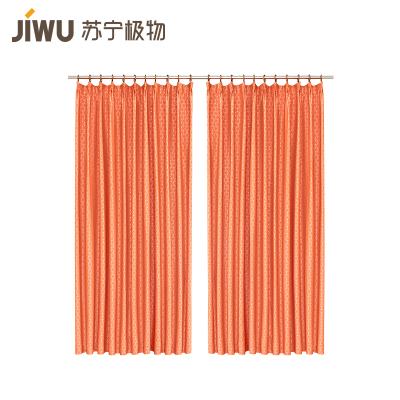JIWU брэндийн хөшиг алтлаг улбар шар 1.75m өргөн ×2.6m өндөр