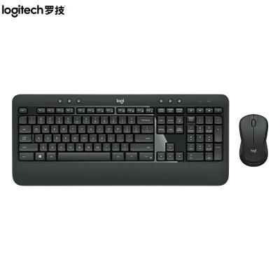 【罗技旗舰店】罗技(Logitech)MK540 无线键鼠套装 黑色 防泼溅 优联 舒适掌托 MK520升级版