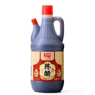 加加 特釀陳醋800ml 食醋 純糧釀造老陳醋 炒菜涼拌餃子醋調味蟹醋