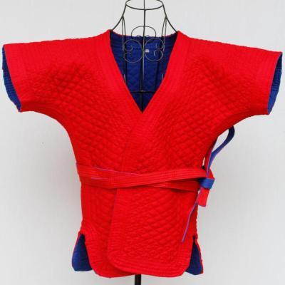 中國式摔跤衣摔跤服褡褳加厚5層布料多顏色