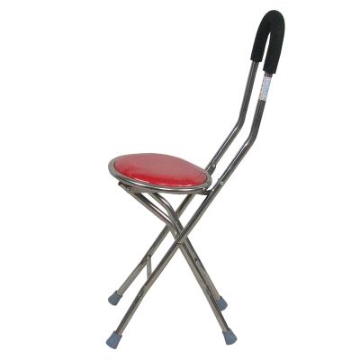 拐杖凳手杖凳拐杖 老人四腳凳手杖櫈拐杖椅拐杖手杖帶凳