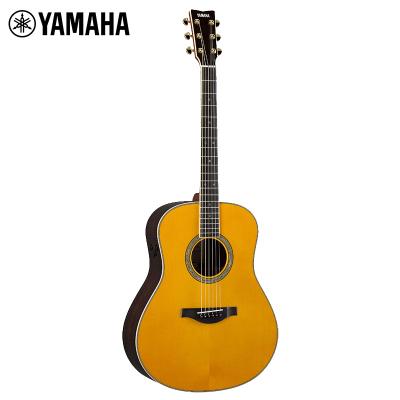 雅馬哈(YAMAHA)全單LLTA/LL16/LSTA面單吉他LL6電箱加振款吉他 LLTA VN【41英寸復古色】